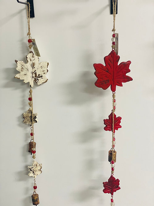 Bell Chimes Maple Leaf - Elements By Drala