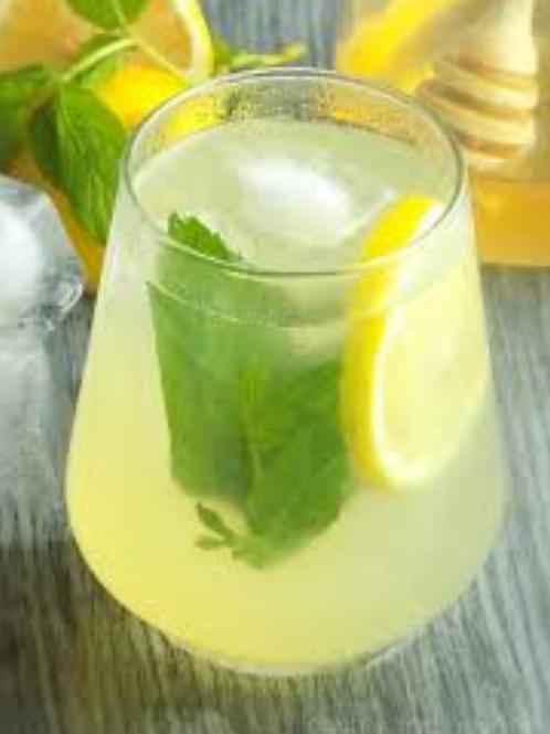 Lemonade + Fresh Mint - Bluebird Kitchen