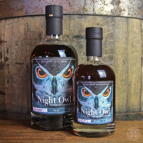 Night Owl Coffee Moonshine - Still Fired Distilleries