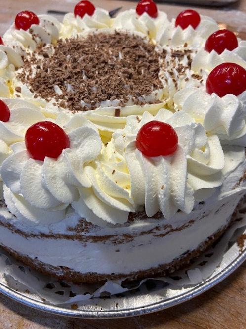Black Forrest Cake - The Cake Lady