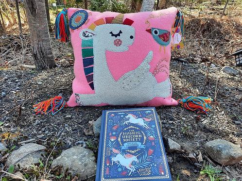 Unicorn Pillow - Meraki Designs
