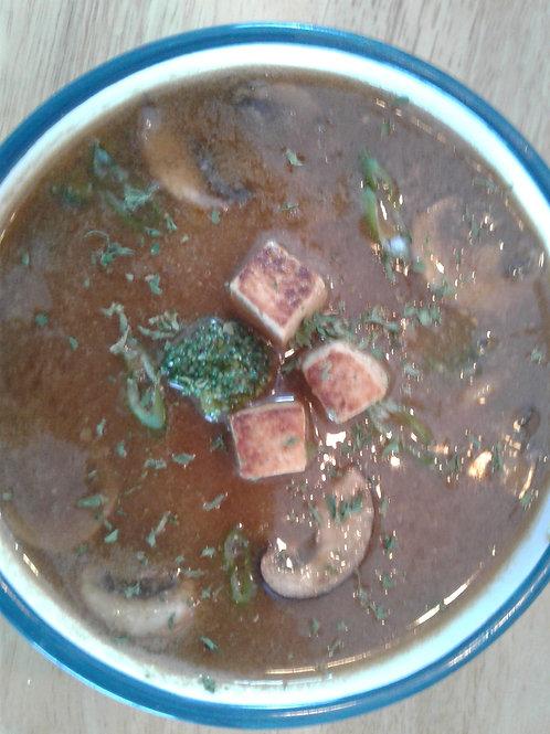 5-Spice Tofu & Broccoli (Vegan/G.F. - 24oz Frozen) - Stirring the Pot