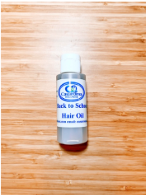 Back to School Hair Oil - Casaroma Wellness Centre
