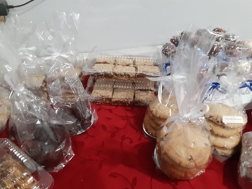 Peanut Butter Balls - Amanda's Homemade Sweets