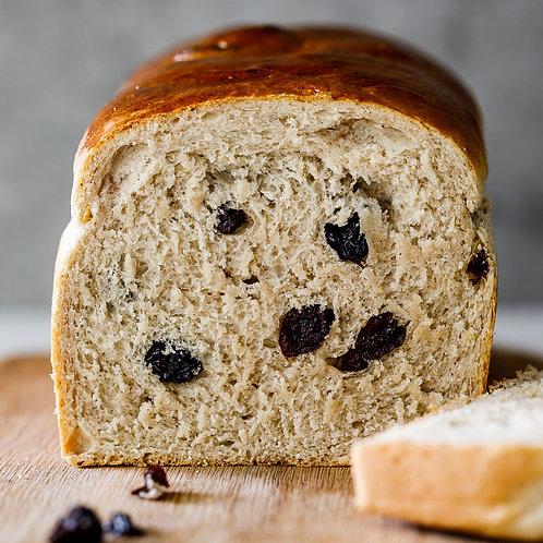 Raisin Bread - The Community Baker
