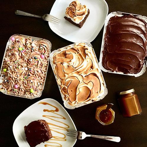 Brownies (1lb each) - Michelle Ashley' Bakery