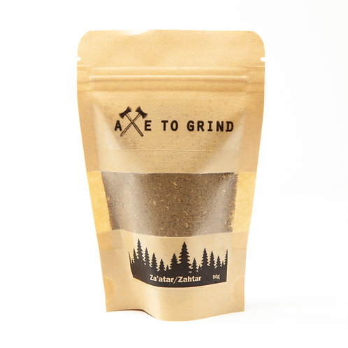 Individual Spices (K - Z) - Axe to Grind