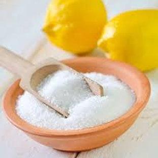 Citric Acid - 100% Food Grade - (4oz) - Tina Friesen