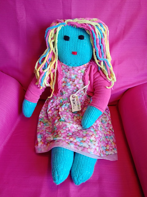 Milly Doll - Rainbow Kids
