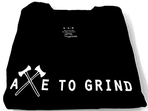Axe To Grind Short Sleeve T-shirt - Axe to Grind