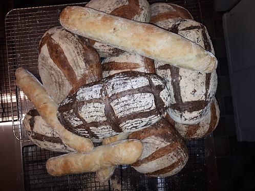 Sourdough Breads - The Community Baker