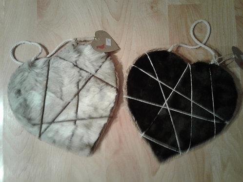 My Furry Valentine (Light or Dark Fur) - Yodi Originals