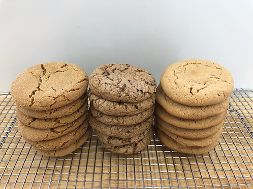 Cookies (6pk) - Port City Coffee