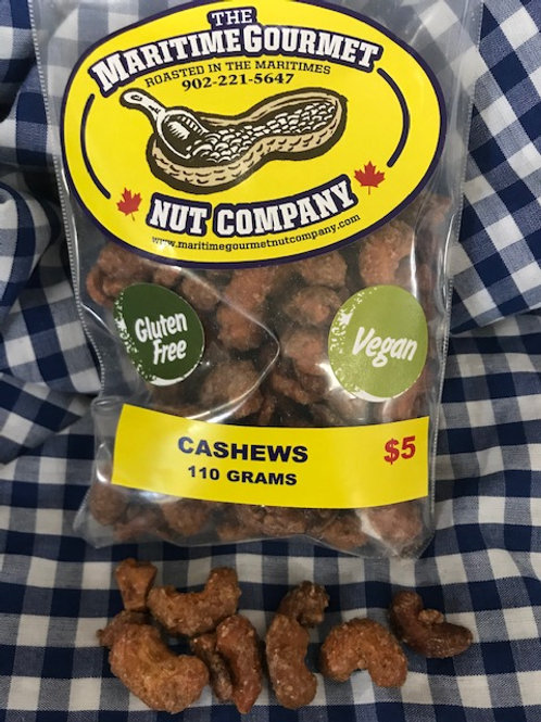 Fresh Roasted Cashews - Maritime Gourmet Nut Company