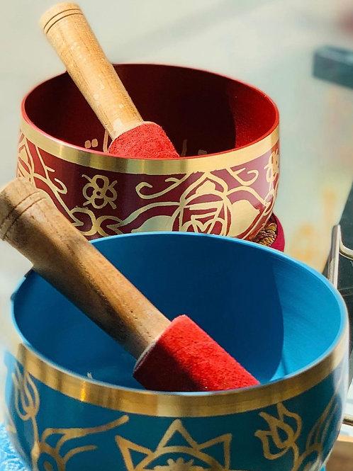 Chakras Singing Bowl - Elements By Drala
