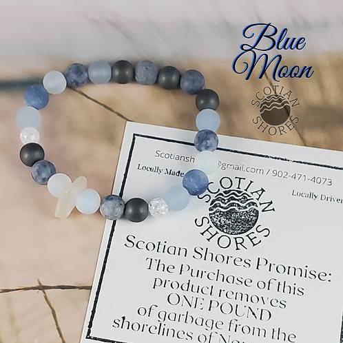 Blue Moon Bracelet - Scotian Shores (Shoreline Clean-Up)