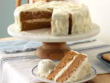 Carrot Cake (small or large) - The Cake Lady