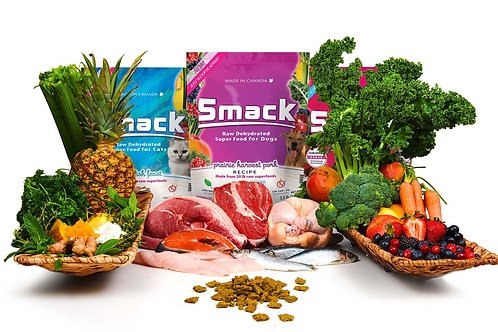 SMACK Dog Food (Large Size 2.5kgs) - PAWS 4 Health