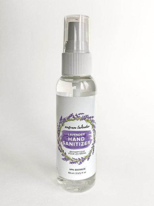 Lavender & Aloe Hand Sanitizer - Seafoam Lavender Company