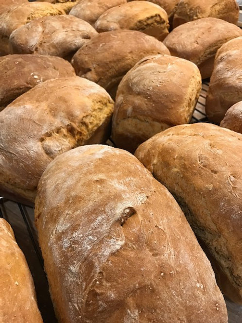 Porridge Bread (loaf) - The Cake Lady