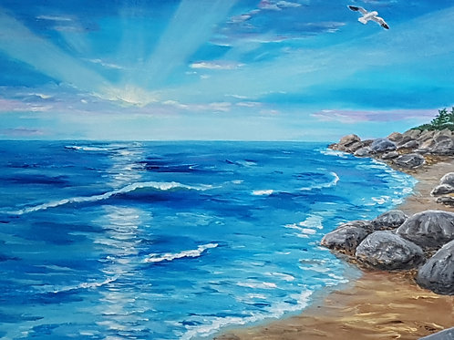 20 x 24 Paintings (Choose Option) - Paintings by Stephen Townsend