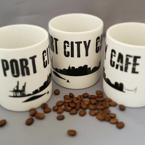 Ceramic Mug - Port City Coffee