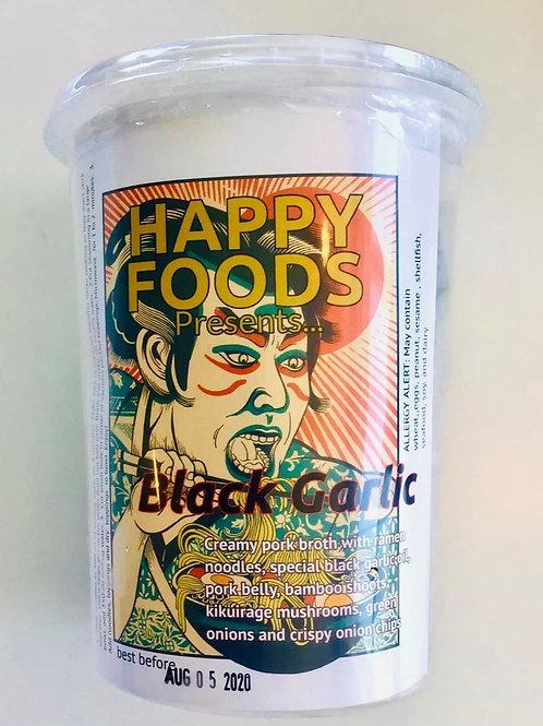 Black Garlic Ramen Kit - Happy Foods