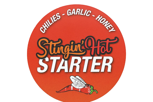 Stingin' Hot STARTER - The Halifax Honey Co