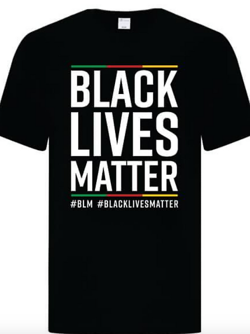 BLM Kids T Shirts - Teens Now Talk