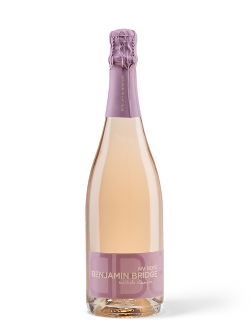 Non-Vintage Methode Classique Rose (750 ml) - Benjamin Bridge Wines