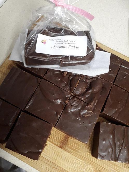 Chocolate Fudge - Grammie Bee's Pantry