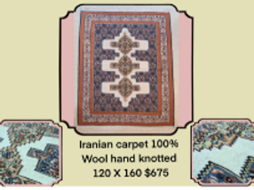 Rugs  - Prized Importers
