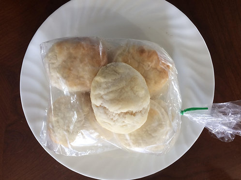 Tea Biscuits (8 per package) - Swooping Swallow Farm