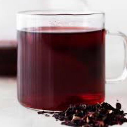 Hibiscus Iced Tea - Bluebird Kitchen