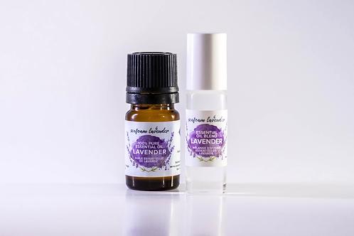 Lavender Essential Oil - Seafoam Lavender Company