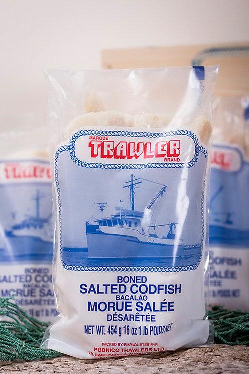 Salt Cod (1 lb) - Evans Seafoods
