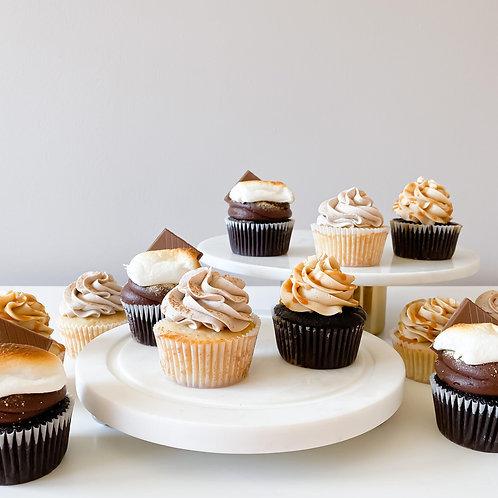 Seasonal Cupcakes (6 pk)- Teaspoon Cake Shop