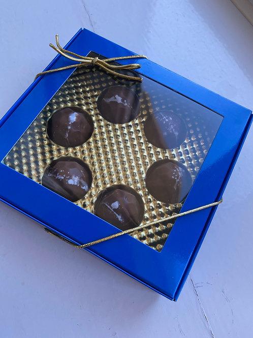 Salted Caramel (6 pk) - Sweet NS Chocolaterie