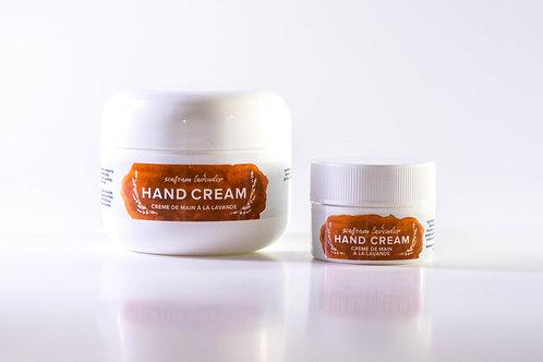Hand Cream - Seafoam Lavender Company