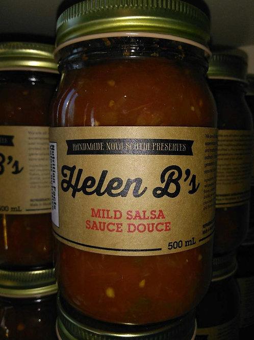 Mild Salsa (500 ml) - Helen B's