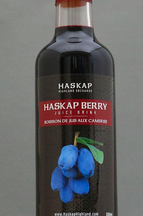 Haskap Juice drink  (500 ml)- Haskap Highland Orchards