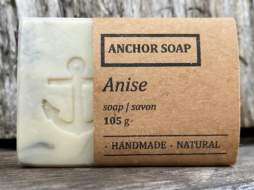 Anise Soap Bar - Anchor Soap