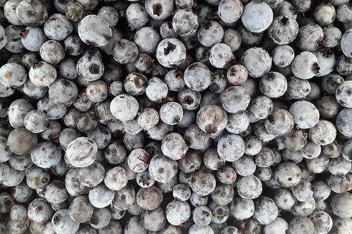 Wild Blueberries (Frozen) 5lb Box-Red Mountain Farm
