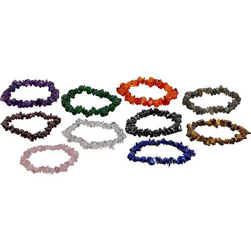 Bracelet- Stone Chips - Elements By Drala
