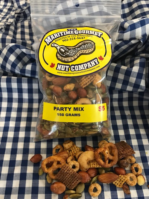 Party Mix (150g) - Maritime Gourmet Nut Company