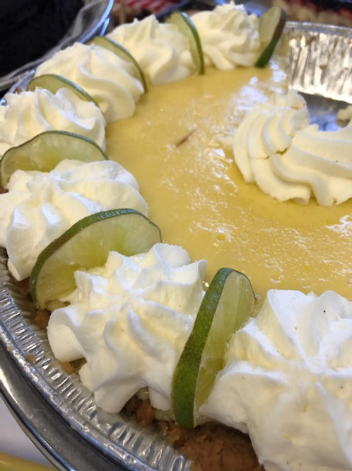 KeyLime Pie (small or large) - The Cake Lady