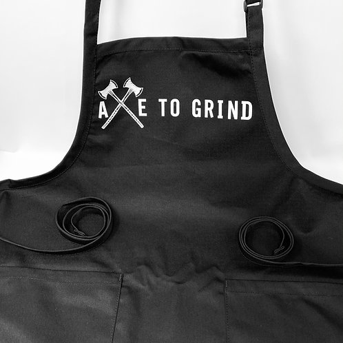 Professional Chef's Apron - Axe to Grind