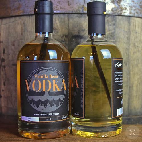 Vanilla Bean Vodka (750 ml) - Still Fired Distilleries