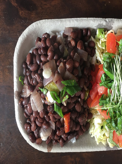 Vegana Bowl - O'Cubano Cafe & Catering