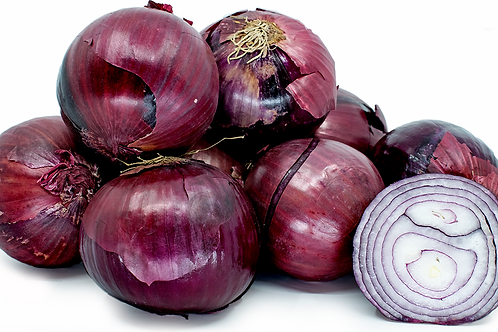 Red Onions (3 lb bag) - Swooping Swallow Farm